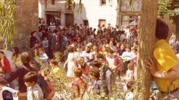 La festa de l'arbre a Taradell (1976-1978)