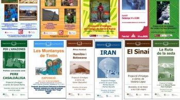 Taradellencs pel món: Cicle de projeccions