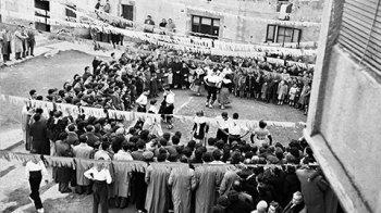La Festa del carrer Sant Sebastià