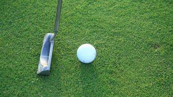 Diverteix-te jugant a golf
