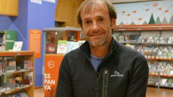 Ferran Latorre, alpinista