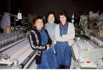 Treballadores de la fàbrica Bonaventura Costa i Font