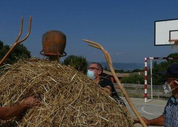 FOTOS. Lluïda Festa del Batre, malgrat la crisi sanitària