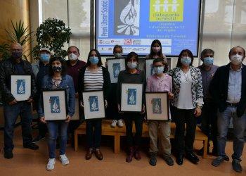 VÍDEO. Mariona Conde i quatre taradellencs més guanyen el 18è Premi Solstici
