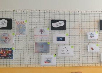 Les Pinediques participen en un projecte europeu sobre escriptura per fomentar la inclusió a l'escola