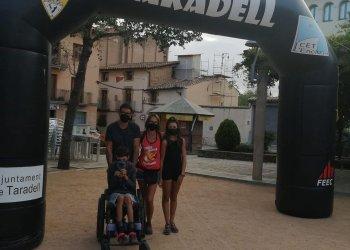Crida de voluntaris per acompanyar Adrià Preseguer a Matagalls