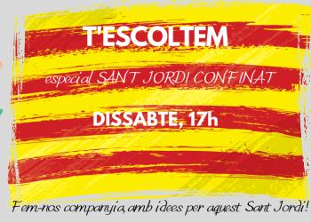Ràdio Taradell dedicarà l'especial 'T'escoltem' de dissabte al Sant Jordi confinat