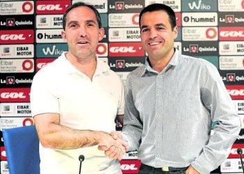 Lluís Codina serà el delegat de l'Alavés a Primera Divisió