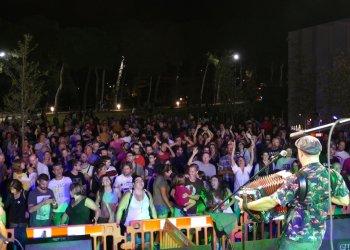 FOTOS. Sardanes, concert de Joan Garriga i correfoc per tancar la festa major 2019