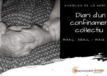 Gent gran de Taradell participa en el 'Diari d'un confinament col·lectiu'