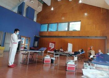 78 persones donen sang a Taradell