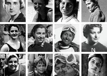 Exposició 'Dones esportistes' a Can Costa i Ruta Lila per Taradell