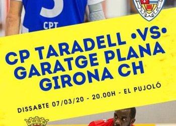 Al CP Taradell només li val la victòria davant el Girona
