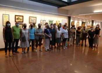 Una setantena d'obres d'artistes de Taradell al 'Taradell Exposa'