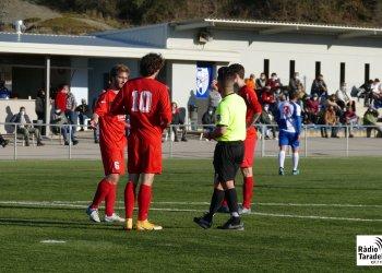 Derrota del Taradell a Santa Eugènia amb un gol al minut 94