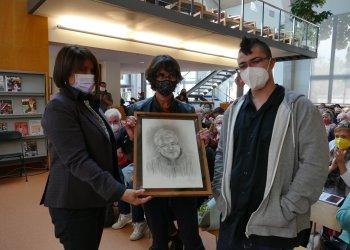 Emotiu homenatge a Josep Miret