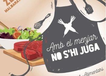 Crida de la Mancomunitat a gravar vídeos per una campanya contra el malbaratament alimentari