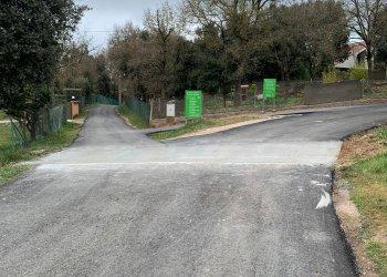 S'executen les obres de manteniment del camí de Vilalleons i de Penedes