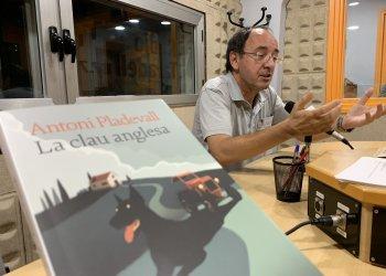 Antoni Pladevall, convidat d'honor de la Festa dels Tonis