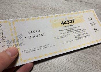 Dos últims dies per cobrar la loteria de Ràdio Taradell