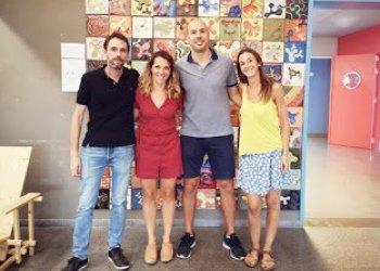 Jordi Codinachs, nou director de l'INS Taradell