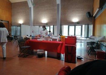 76 donacions a l'acapte de sang de dilluns a Taradell