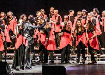 #JoEmQuedoACasa: 'Gospelbreathe', concert complet de Tastet de Gospel