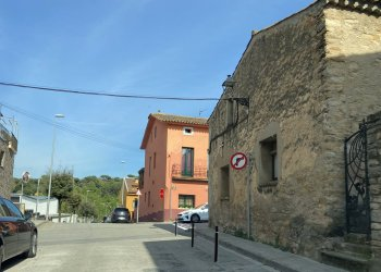 Canvis a la cruïlla del carrer Ramon Pou amb el carrer Sant Sebastià
