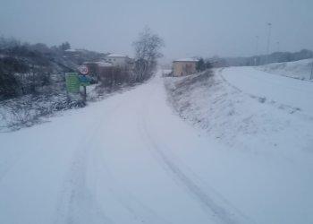 GALERIA DE FOTOS: Una bona nevada a Taradell