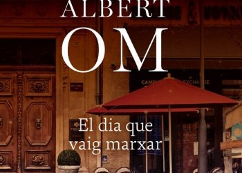 'El dia que vaig marxar', nou llibre d'Albert Om