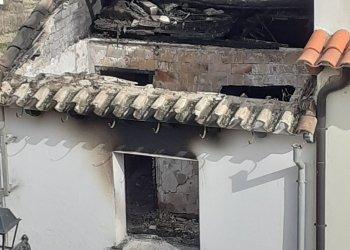 El propietari de l'edifici que es va incendiar dissabte tindrà dos mesos per rehabilitar-lo o enderrocar-lo