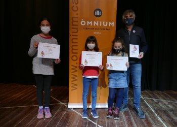 GALERIA DE FOTOS: Lliurament del Premi Sambori d'Òmnium a Taradell