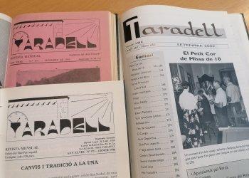 Es busquen col·laboradors per coordinar la revista 'Taradell'