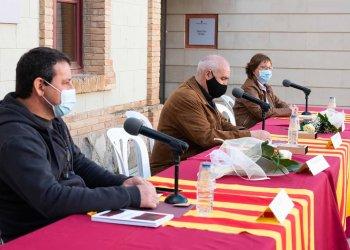 La presentació d'un llibre a Cervera es converteix en un homenatge a Josep Miret