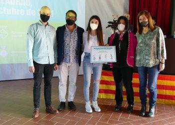 La taradellenca Clàudia Pallarols guanya la segona edició del Premi Anastasi Aranda