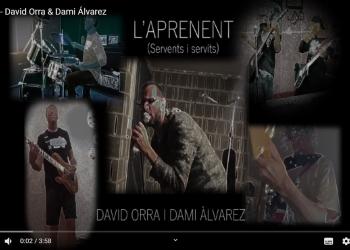 VÍDEOS. Les versions de Dami Àlvarez, Roger Usart i Guillem Plana de cançons de David Orra