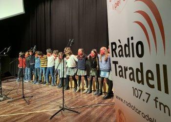 VÍDEO i FOTOS. Taradell dedica una tarda a La Marató de TV3