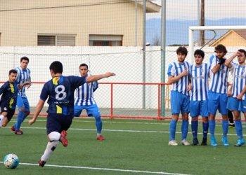 La UD Taradell juga dissabte contra el Roda