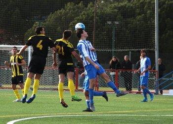 La UD Taradell juga dissabte contra el Voltregà