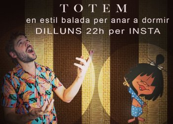 #JoEmQuedoACasa: aquest dilluns, nou concert de Guillem Soler a Instagram