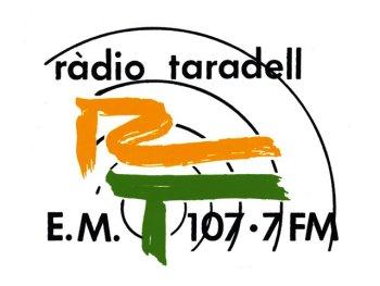 Segon logotip de Ràdio Taradell.