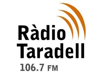 Nou logotip de Ràdio Taradell, coincidint amb el 20è aniversari.