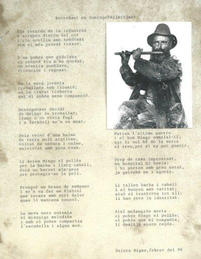 Poema Mingo