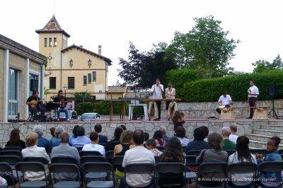 Concert Txalaparta amb Tarragonako Txalaparta Eskola