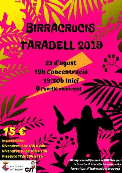 Cartell Birracrucis 2019
