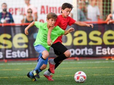 Torneig futbol 5 2019 Foto. REM Images