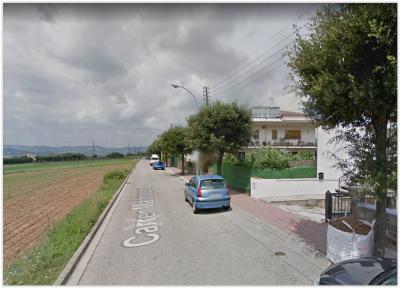Vista general carrer de la Madriguera