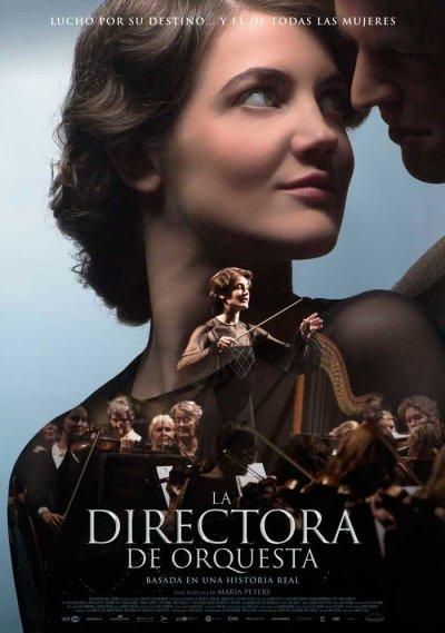 Cartell La Directora D'Orquestra