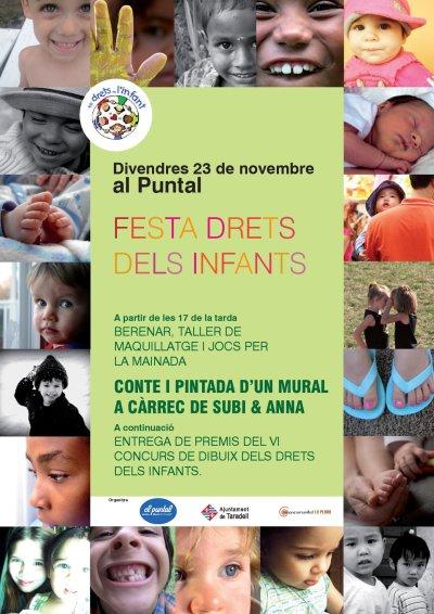 Cartell Drets dels Infants