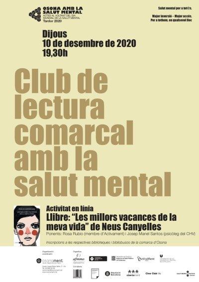 Club de Lectura Comarcal_salut mental_2020